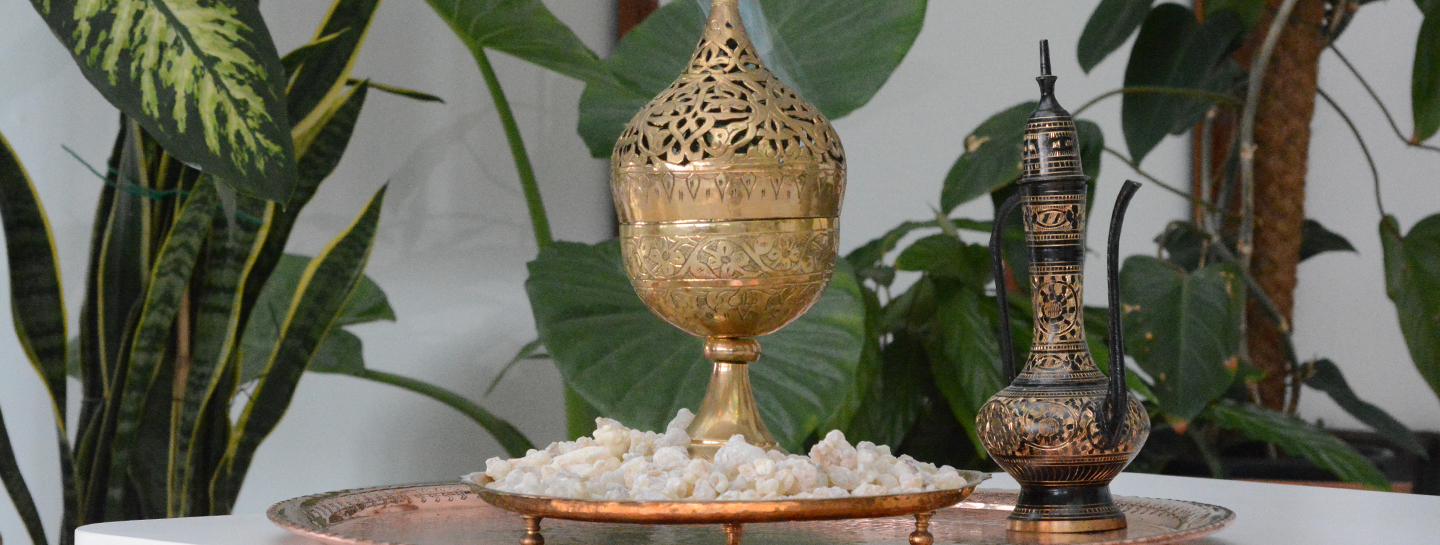 2. THE ALCHEMY OF FRANKINCENSE