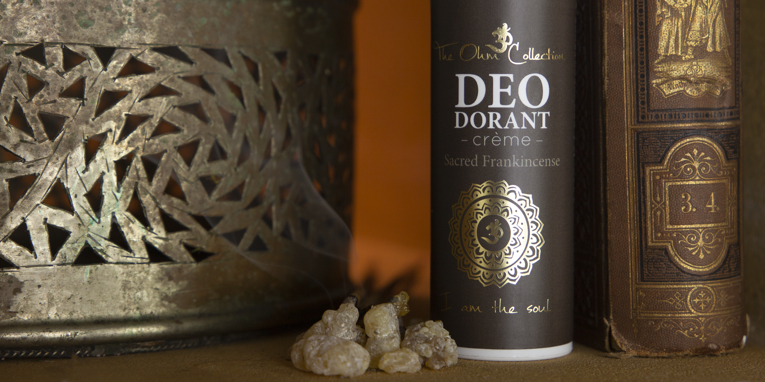 deodorant creme frankincense aluminium free safe effective organic natural