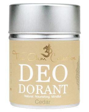 DEO DORANT POWDER CEDAR 120 gr