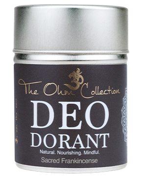 DEO DORANT POWDER FRANKINCENSE 120 gr