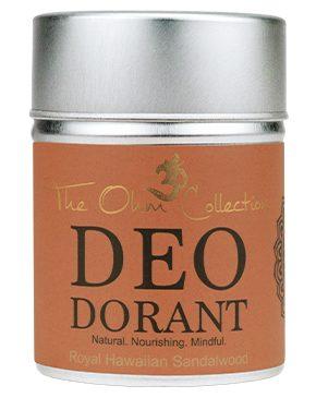 DEO DORANT POWDER SANDALWOOD 120 gr