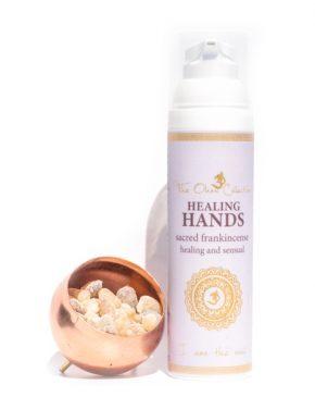 HEALING HANDS SACRED FRANKINCENSE (2021)