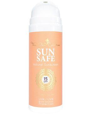 SUN SAFE 150 ml SPF 15