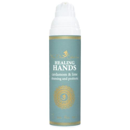 natural deodorant cardamom & lime